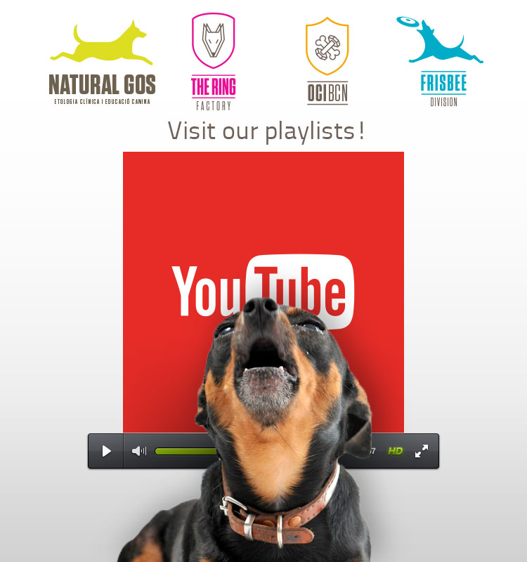 Visit the playlists of Natural Gos on YouTube.